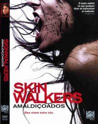 DVD SKIN WALKERS - AMALDIÇOADOS