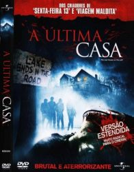 DVD A ULTIMA CASA - TONY GOLDWYN