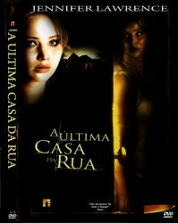 DVD A ULTIMA CASA DA RUA - JENNIFER LAWRENCE