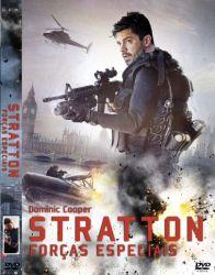 DVD STRATTON - FORÇAS ESPECIAIS - DOMINIC COOPER