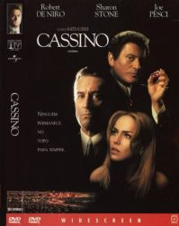DVD CASSINO - ROBERT DE NIRO