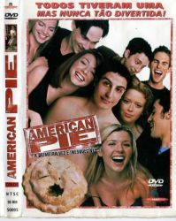 DVD AMERICAN PIE - A PRIMEIRA VEZ E INESQUECIVEL - SEAN WILLIAM SCOTT