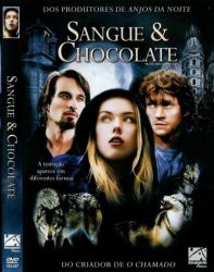 DVD SANGUE E CHOCOLATE - OLIVIER MARTINEZ