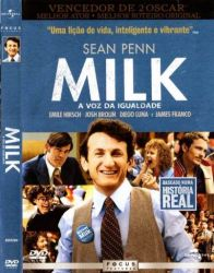DVD MILK - A VOZ DA IGUALDADE - SEAN PENN