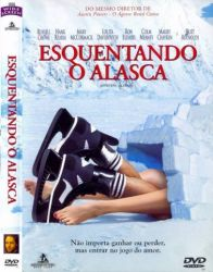 DVD ESQUENTANDO O ALASCA - RUSSELL CROWE