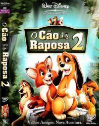 DVD O CAO E A RAPOSA 2