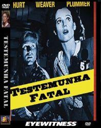 DVD TESTEMUNHA FATAL - 1981