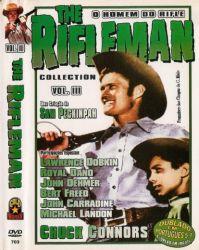 DVD O HOMEM DO RIFLE VOL 3 - CHUCK CONNORS