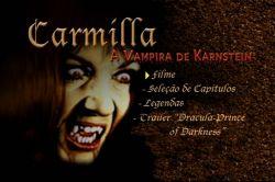 DVD CARMILLA - A VAMPIRA DE KARNSTEIN
