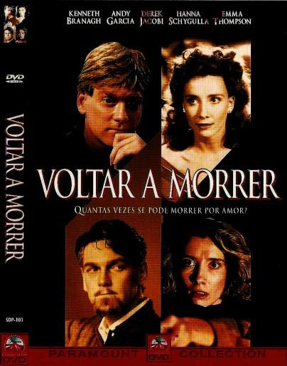 SPACETREK66 - DVD VOLTAR A MORRER - EMMA THOMPSON