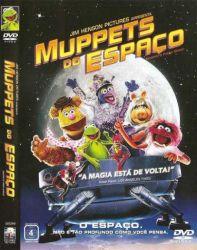 DVD MUPPETS DO ESPAÇO - RAY LIOTTA