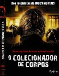 DVD O COLECIONADOR DE CORPOS - JUAN FERNANDEZ
