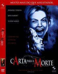 DVD CARTA PARA A MORTE - DOMINIC PURCELL