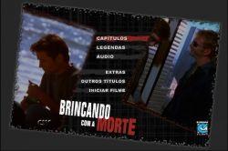 DVD BRINCANDO COM A MORTE - DAVID DUCHOVNY