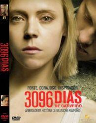 DVD 3096 DIAS DE CATIVEIRO