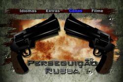 DVD PERSEGUIÇAO RUSSA - BOB HOSKINS