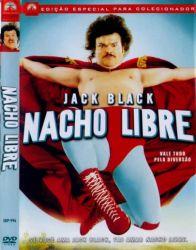 DVD NACHO LIBRE - JACK BLACK