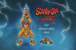 DVD SCOOBY-DOO E A ESPADA DO SAMURAI