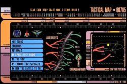 DVD JORNADA NAS ESTRELAS DEEP SPACE NINE 5 TEMP - 7 DVDs