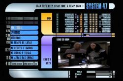 DVD JORNADA NAS ESTRELAS DEEP SPACE NINE 6 TEMP - 7 DVDs
