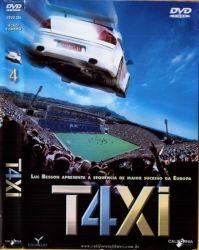 DVD TAXI 4