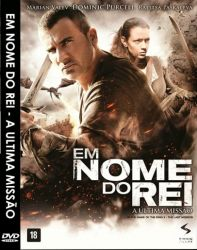 DVD EM NOME DO REI - A ULTIMA MISSAO - DOMINIC PURCELL