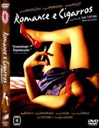 DVD ROMANCE E CIGARROS -CHRISTOPHER WALKEN