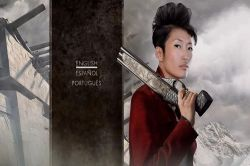 DVD MAQUINAS MORTAIS -  HUGO WEAVING