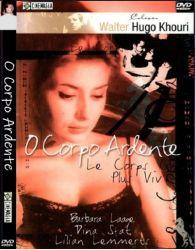 DVD O CORPO ARDENTE