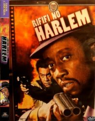 DVD RIFIFI NO HARLEM - GODFREY CAMBRIDGE