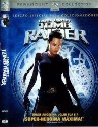 DVD LARA CROFT - TOMB RAIDER - ANGELINA JOLIE
