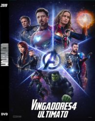 DVD VINGADORES - ULTIMATO