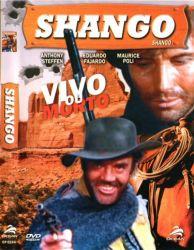 DVD SHANGO - VIVO OU MORTO - ANTHONY STEFFEN