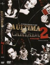 DVD A ULTIMA CARTADA  2 - ASSASSINOS - TOM BERENGER