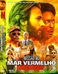 DVD MISSAO NO MAR VERMELHO - CHRIS EVANS