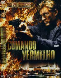 DVD COMANDO VERMELHO - DOLPH LUNDGREN