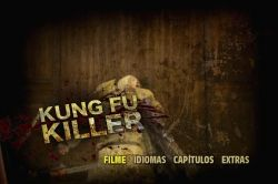 DVD KUNG FU KILLER - DAVID CARRADINE