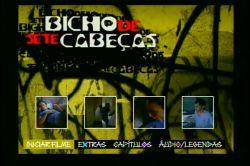 DVD BICHO DE SETE CABEÇAS - RODRIGO SANTORO