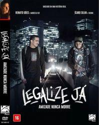 DVD LEGALIZE JA - AMIZADE NUNCA MORRE
