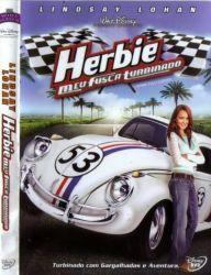 DVD HERBIE - MEU FUSCA TURBINADO - LINDSAY LOHAN