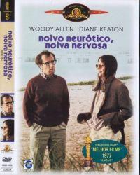 DVD NOIVO NEUROTICO NOIVA NERVOSA - WOODY ALLEN