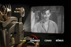 DVD ALMAS REBELDES - CLARK GABLE