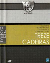 DVD TREZE CADEIRAS - OSCARITO