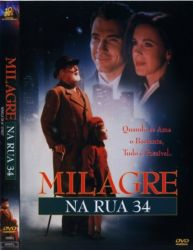 DVD MILAGRE NA RUA 34 - ELIZABETH PERKINS