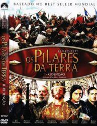 DVD OS PILARES DA TERRA - REDENÇAO