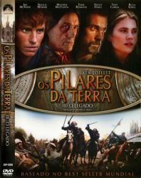 DVD OS PILARES DA TERRA - O LEGADO