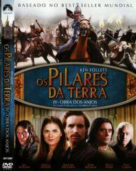 DVD OS PILARES DA TERRA - OBRA DOS ANJOS