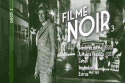 DVD NOIR VOL 3 - DISCO 02 - SOMBRAS DO MAL - A MALETA FATIDICA