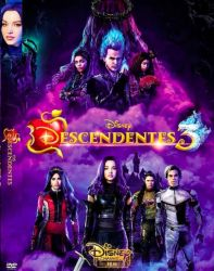 DVD DESCENDENTES 3