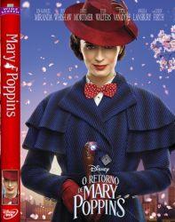 DVD O RETORNO DE MARY POPPINS - EMILY BLUNT